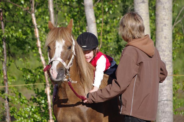 Ratsastusterapia