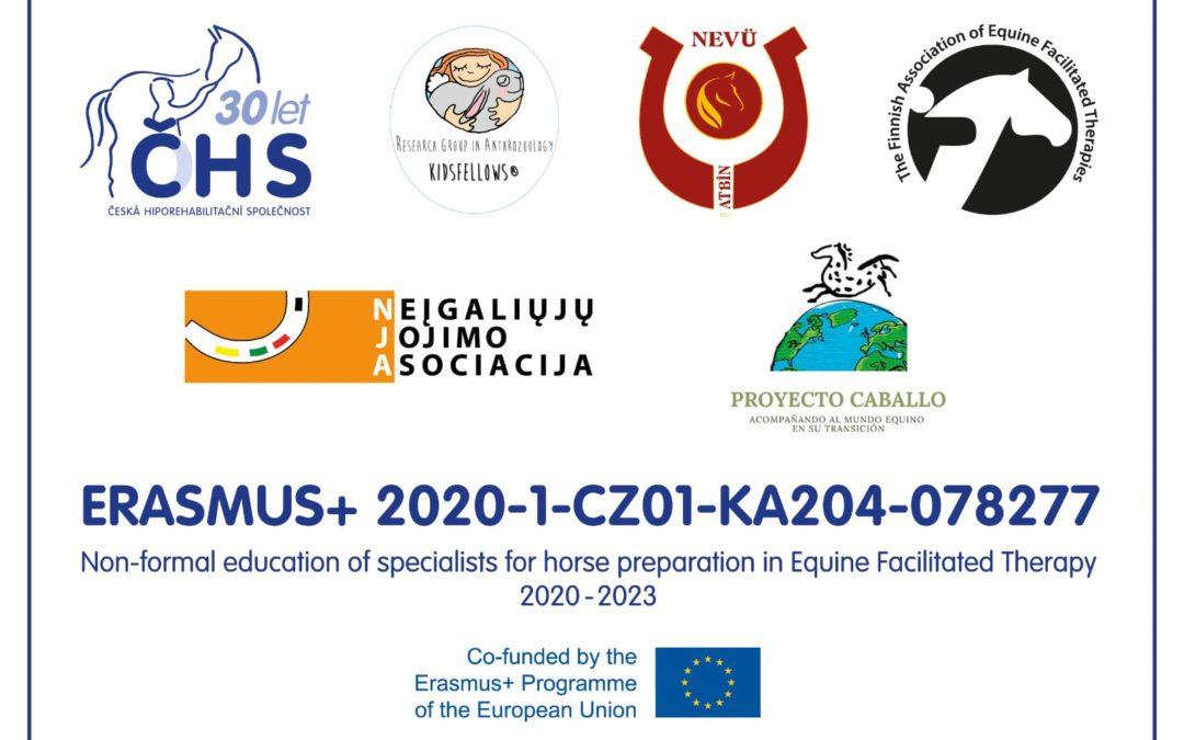 SUOMI ON MUKANA NYT MYÖS TOISESSA ERASMUS PROJEKTISSA 2020-2023